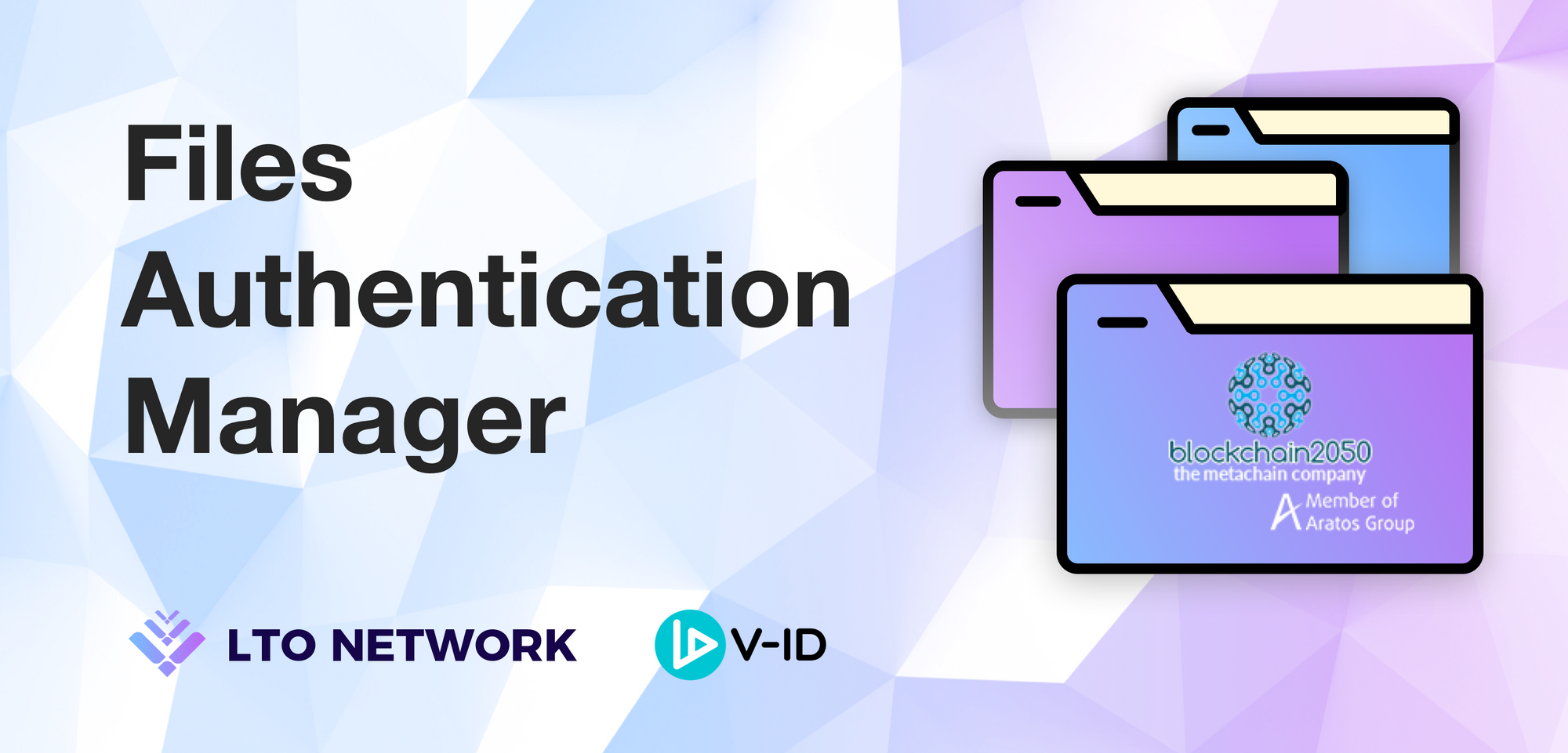 Files Authentication Manager for European Municipality